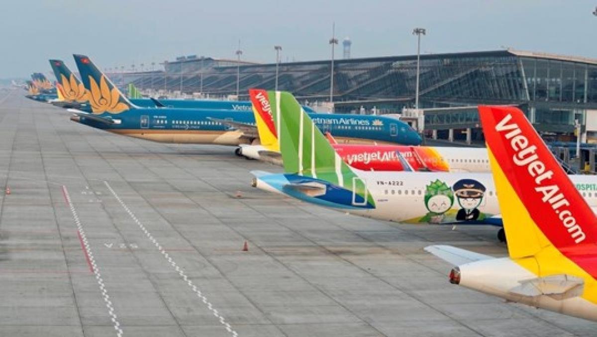 Giảm giá 50% giá hạ cất cánh các chuyến bay nội địa đến hết năm 2021 - 1