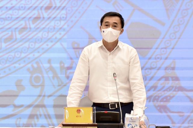 Thứ trưởng Trần Văn Thuấn: Bộ Y tế chưa mua test kháng nguyên nhanh - Ảnh 1.