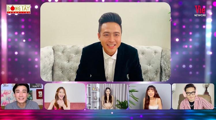 Thanh Duy 'chịu chơi' leo lên nóc nhà để quay MV cho ca sĩ bí ẩn