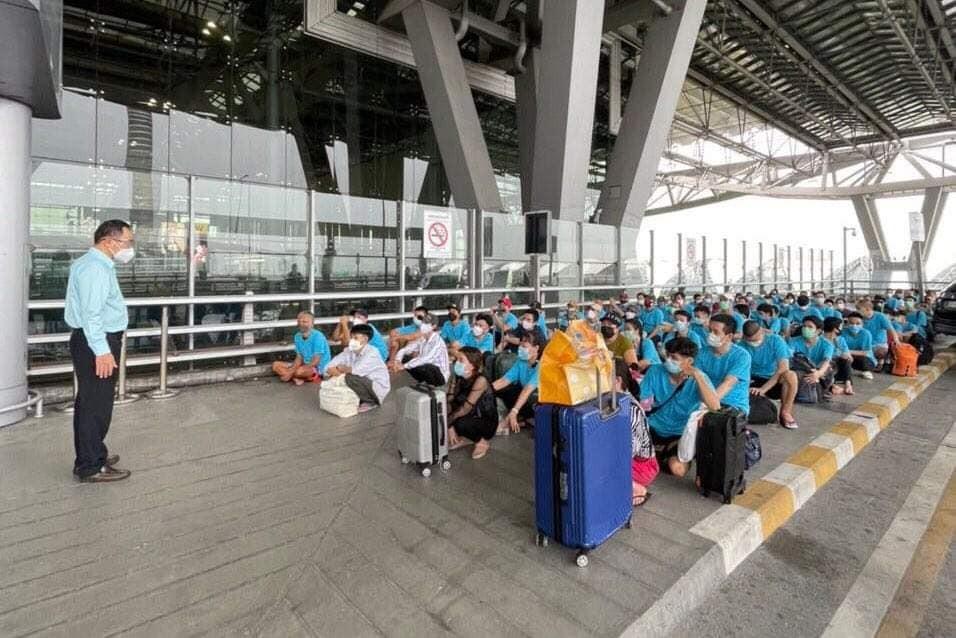 Tổ chức chuyến bay đón 230 công dân Việt Nam tại Thái Lan có hoàn cảnh khó khăn về nước