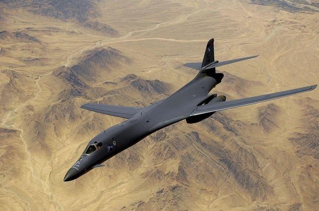 Hoa Kỳ cho 17 máy bay ném bom B-1B Lancer