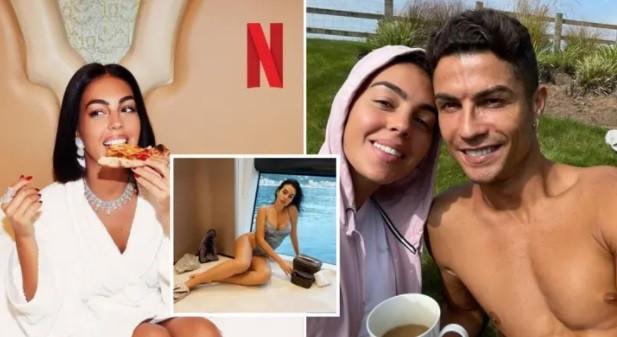 Ronaldo bất ngờ bị bạn gái công khai đòi… cưới!