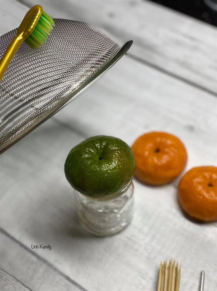 Cú lừa xuất sắc phù phép bánh bao thành trái cam y như thật-8