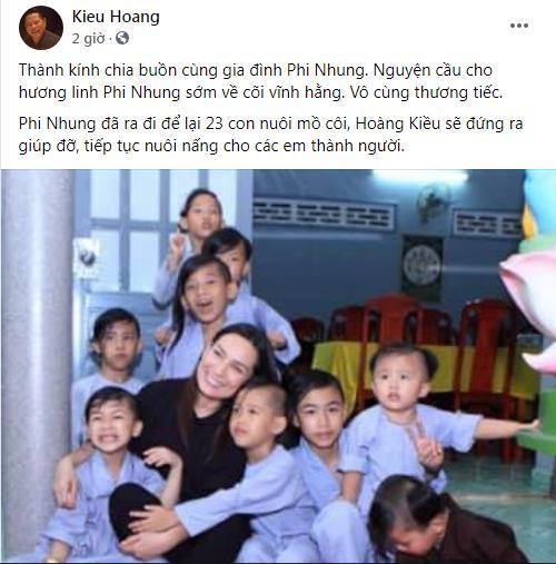 Một tỷ phú đứng ra nhận nuôi 23 người con của Phi Nhung-1