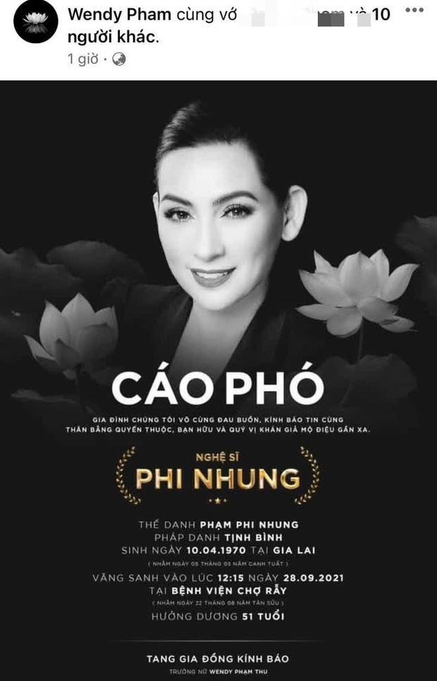 Hình ảnh Phi Nhung cuối đời, đeo ống thở hát tri ân khán giả-2
