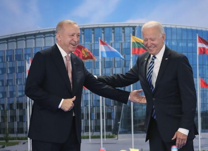 Tổng thống Thổ Nhĩ Kỳ: Ông Biden đã 'khởi đầu chưa đúng', hai nước cần giải quyết vấn đề này