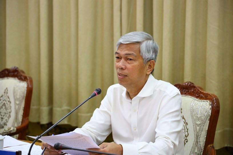 Phó Chủ tịch Võ Văn Hoan sẽ lên sóng livestream trả lời người dân TP.HCM