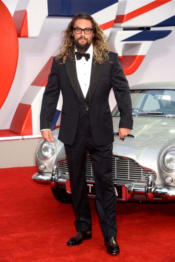 Hoàng gia Anh cùng dàn sao đình đám ra mắt phim mới về điệp viên 007