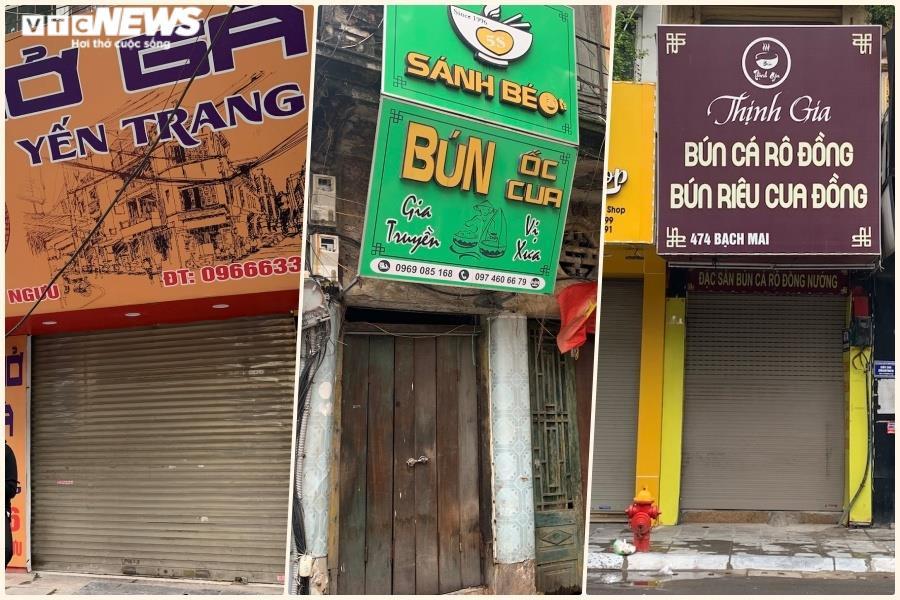 Người Hà Nội tấp nập đi ăn phở từ sáng sớm, người bán không kịp ngơi tay - 13