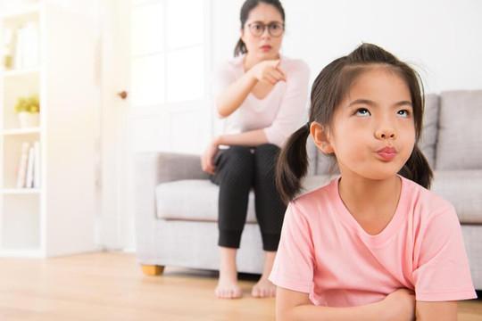 Điều gì xảy ra với những đứa trẻ thường xuyên bị mắng?