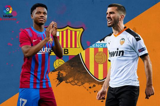 Barca vs Valencia: Đối mặt hiểm nguy