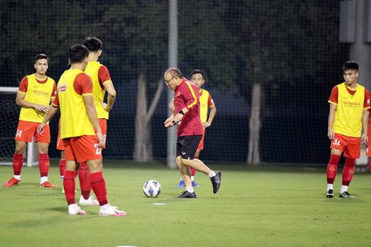 U23 Việt Nam 'tổng duyệt', chờ đấu Kyrgyzstan